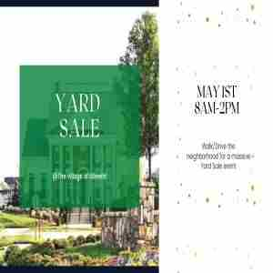 Idlewild Neighborhood Yard Sale in Virginia on 1 May