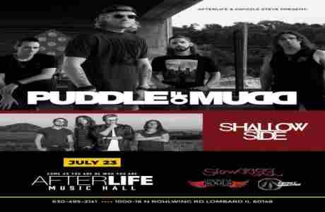 Puddle of Mudd, Shallow Side and More Live! in Lombard on 23 Jul