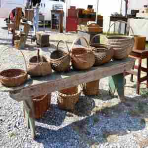 66th Fishersville Antiques Expo in Fishersville on 7 May
