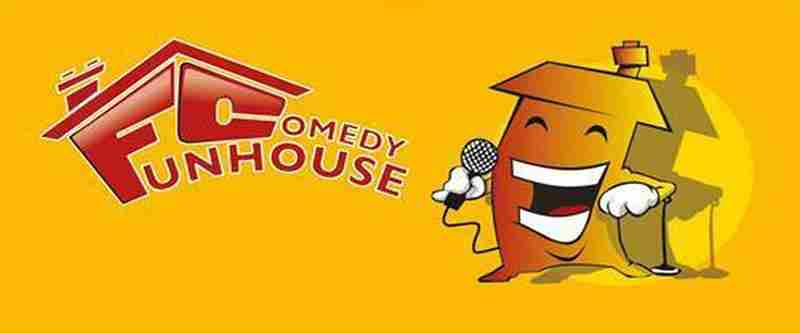 Funhouse Comedy Club - Socially distanced comedy night in Leek May 2021 in Leek on 20 May