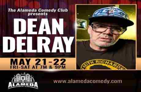 Dean Delray - Live at the Alameda Comedy Club in Alameda on 21 May