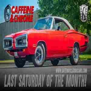 Caffeine and Chrome-Gateway Classic Cars of Denver in Englewood on 29 May