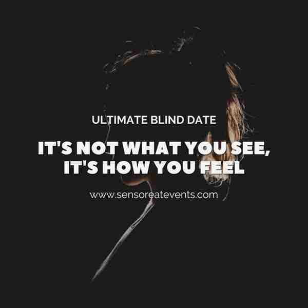 Ultimate Blind Date - Ages 21-35 in Washington on 14 Jul