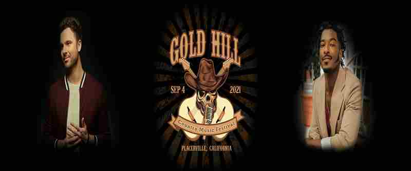 Gold Hill Country Music Festival in Placerville on 4 Sep