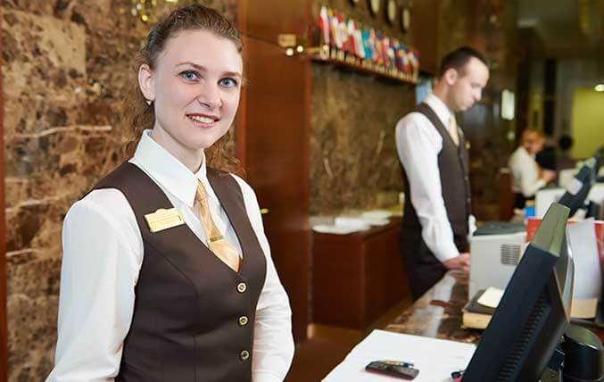 Industry - Hospitality - Tourism - Hotels - Restaurants